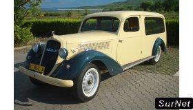 Skoda Superb II 913 - 1937 UNIQUE AU MONDE