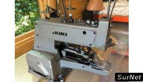 JUKI - Machine à coudre des bouton (boutonnière)